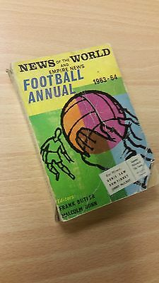 News of the World Football Annual  1963/64