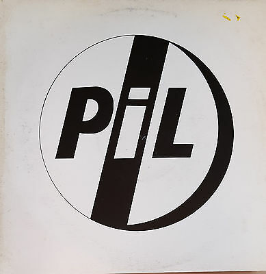 """PiL – This Is Not A Love Song 12"""" Vinyl"""