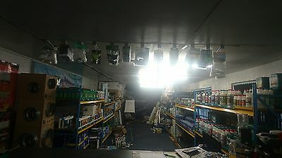 Hydroponics shop stock for sale 600w ballast nutrients etc open to offers