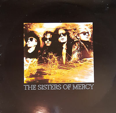 """The Sisters Of Mercy – Doctor Jeep 12"""" Vinyl"""