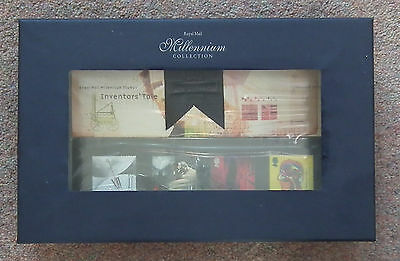 Royal Mail Millennium Collection of 12 connected Presentation Packs in  Box