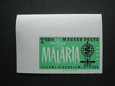 Hungary 1962.  Mi-1843B.  Single issue stamp. Imperforated.  MNH.