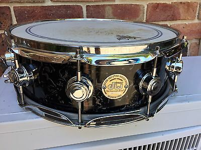 DW Collector Maple Snare 14x5 Inch