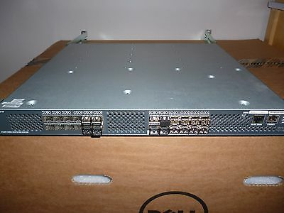 Cisco MDS 9124 24port 4 Gbps Multilayer Fibre Channel Switch INCL 16X SFP rails