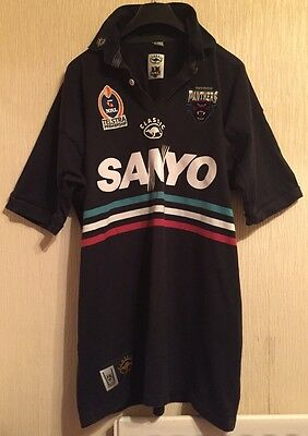 Vintage Penrith Panthers 2003 Nrl Australian Rugby League Shirt Jersey