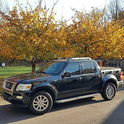 2008 Ford Explorer Sport Trac Limited 2008 Ford Explorer Sport Trac Limited 4.6L V8 4x4 4WD