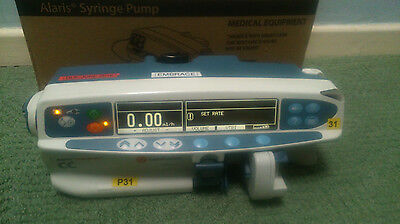Alaris CC - CardinalHealth Carefusion Syringe pump