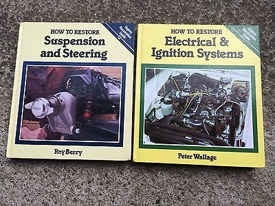 How To Restore Suspension & Steering - Electrical & Ignition Systems.