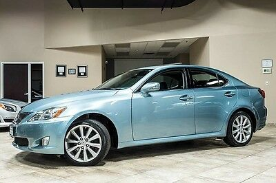 2009 Lexus IS Base Sedan 4-Door 2009 Lexus IS250 AWD 4dr Sedan Luxury Plus PKG Navigation Dual Sport Exhaust