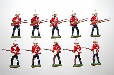 10 Britains Lead Royal Marines Light Infantry              1