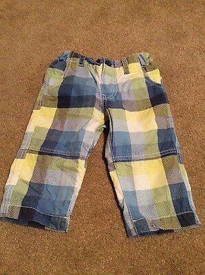 Boy's shorts Age 3-4 Years