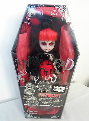 Living Dead Dolls Eggzorcist 10th Anniversary USA Exclusive Doll - Open&Complete