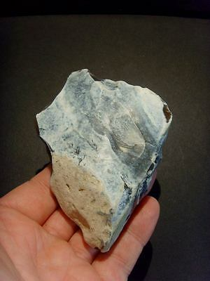 Palaeolithic -  Mousterian large flake end scraper - Rare  C.60,000 BP