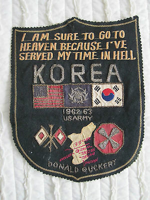Huge Bullion Korea Tour Patch Theater Made Named