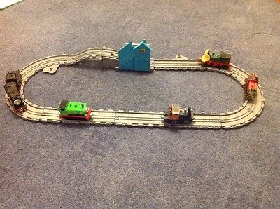 Thomas And Friends Take-N-Play Whiffs Banana Blooper - Extra Track + 5 Engines