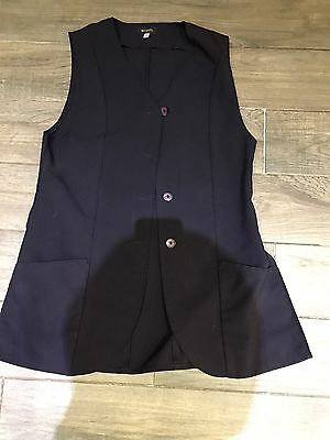 Authentic Worn Monarch Airlines Tabard