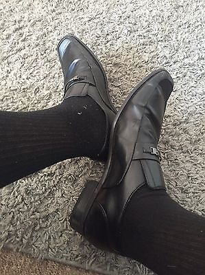 Scally Lads Used Office Shoes, Size 9