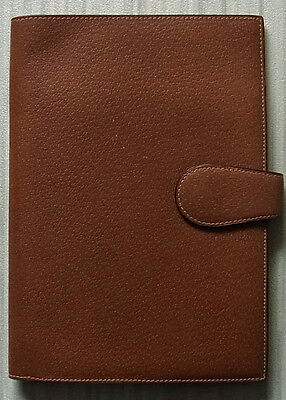 LEATHER TAN WALLET Simon Phillips FERRARI F40