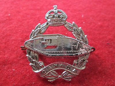 WWII KC Canada Tank Training Centre Badge-W Scully Ltd Montreal