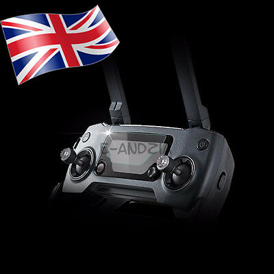 DJI Mavic Pro Screen Remote Controller Clear Protective  Film Protector Pad UK