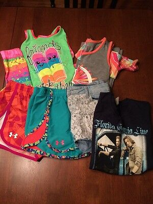 Lot Of Girl's Clothes Size 10/12