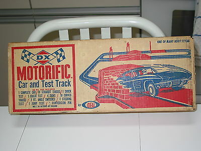 Ideal Motorific D/X Torture Track Set with Car, chassis & motor #2