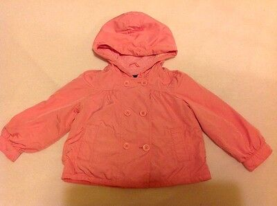 Gap Girls Raincoat 4 Years
