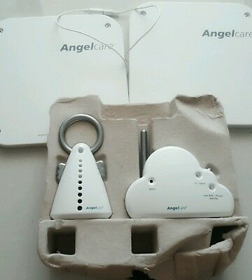 AngelCare AC201 Baby Monitor Sound and Movement