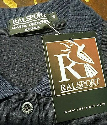 RALSPORT ladies size 14 golf polo shirt NEW WITH TAGS