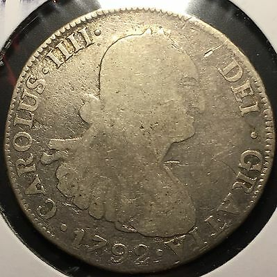 1792 Bolivian Reale