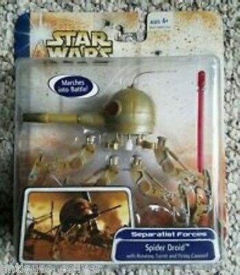 Spider Droid, Star Wars Ep Ii, Aotc, 2003, New
