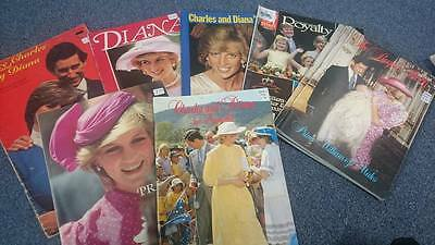 Prince Charles and Diana Collectors Editions