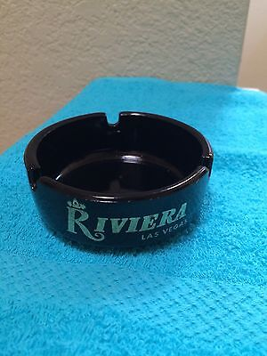vintage ash tray from the Rivera hotel and casino