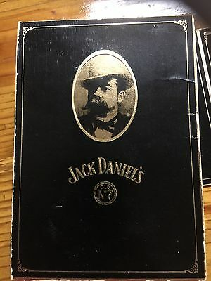 Discontinued Jack Daniels Vintage 90 Proof Gold Cameo Outer Carton