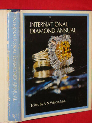 International Diamond Annual / Volume 1, 1971