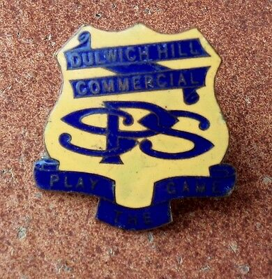 Early Dulwich Hill Commercial Sps  School Badge