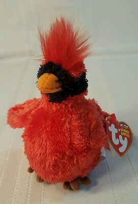 Crooner the Red Cardinal April 30 2007 Ty Beanie Baby 1113