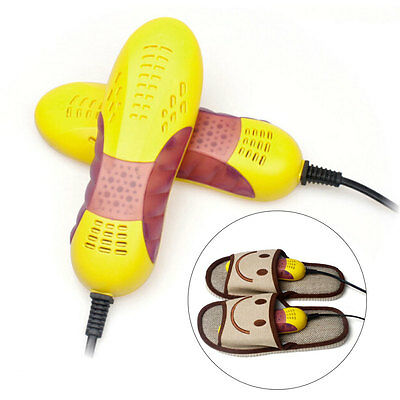 220V Heating Dry boot Footwear Running Shoes Heater Dryer Warmer UV Disinfectant
