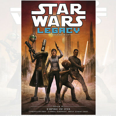 Star Wars Legacy - Empire of One (Vol. II, Book 4) (Star Wars Legacy 4) Paperbac