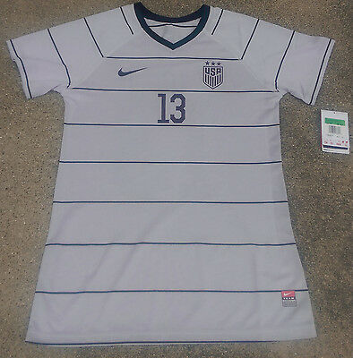NIKE, YOUTH XLARGE, SOCCER JERSEY, # 13, Alex Morgan, new/tag, GREAT FOR PLAYERS