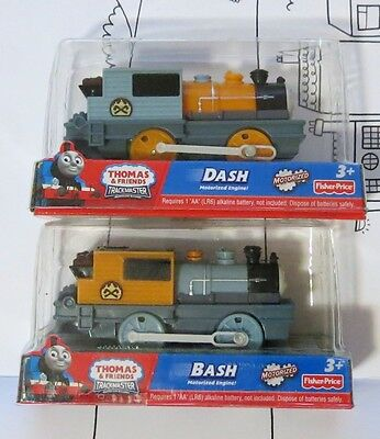 New In Box Thomas & Friends Trackmaster Motorized Engine Bash Dash