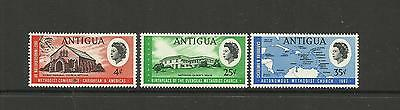Antigua ~ 1967 Qe Ii ~ Methodist Church Autonomy (Mint Set Mh)