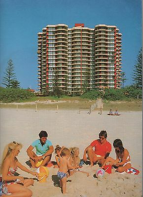 Timeshare for sale, Coolangatta, Gold Coast, Queensland, Australia.