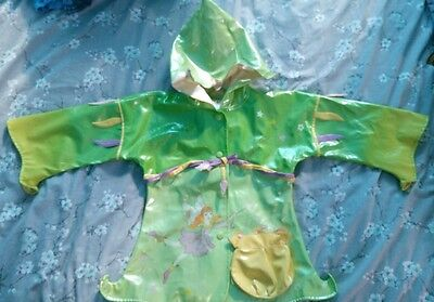 Kidorable woodland fairy raincoat 92-98cm approx age 3