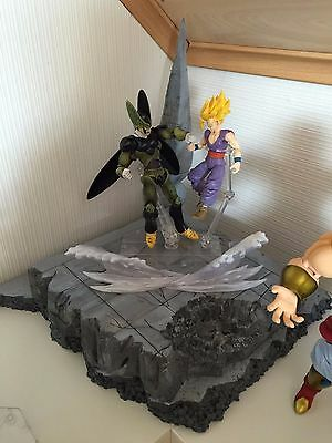 S. H. Figuarts Dragon Ball Cell Arena Diorama