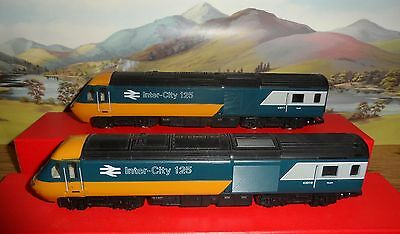 Hornby Model Railways Oo Gauge 2 Car Inter-City 125 Train Locomotive