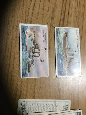 Wills  1910 The Worlds Dreadnoughts 2 Cards