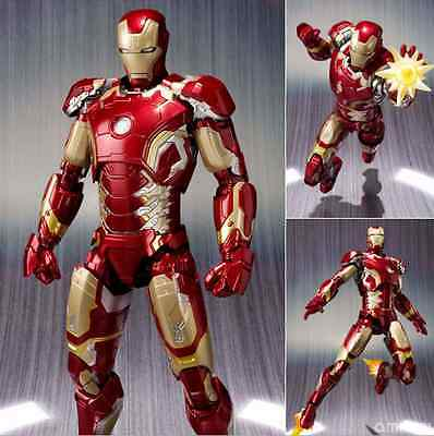 Avengers Age of Ultron Superhelden Iron Man PVC Action figuren Figur Spielzeug