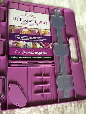 Crafters Companion Ultimate Pro
