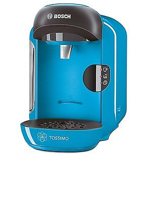 1300 Watt 240 Volts Hot Drinks and Coffee Machine with Tassimo T-discs Blue New